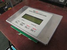 Mge Ups Systems Critical Power Monitoring Front Panel Z500223-00 Used