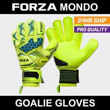 FORZA Mondo Goalkeeper Gloves | Football/Soccer Goalie Gloves | Range of Sizes