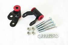 "FORD F250 F350 1973-1988 REAR LIFT KIT 1.5"" SHACKLE SHACKLES  4WD 3"" LEAF  USA H"