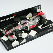 1 43 Minichamps McLaren Mercedes Showcar 2011 Button