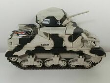 Char tank américain US 1/72 IXO M3 Grant Mk.I 8th Army Tactical Libya 1943 WW2