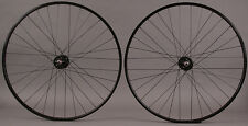 H + Plus Son TB14 Black - 32h Formula Track Bike SingleSpeed Wheelset Wheels