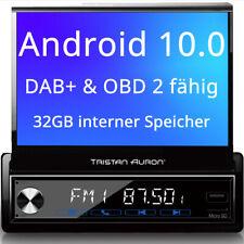 Tristan Auron Android Autoradio mit Navi Bluetooth Navigation DAB+ Touchscreen