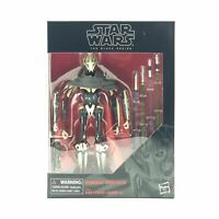 *In Stock* Hasbro General Grievous Star Wars The Black Series 6in. Action Figure