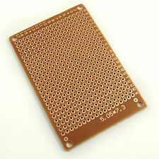 5 x Prototype PCB Board Universal Bread Board  5*7cm 432 Hole Sigle Side Copper