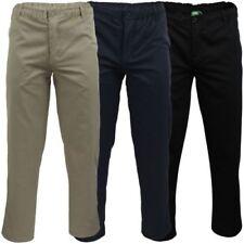 Pantaloni da uomo Cargo, militare a gamba dritta