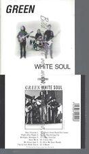 CD--GREEN WHITE SOUL