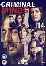 Criminal Minds: Season 14 (Box Set) [DVD]