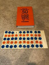 Kumon Institute of Technology Magnetic Number Board Educational RARE 1980