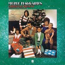 Merle Haggard's Christmas Present by Merle Haggard (Vinyl, Sep-2016, Capitol)