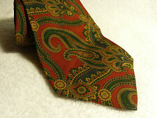 Vintage Polo Ralph Lauren 100% silk tie - men's USA