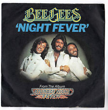 "Bee Gees - Night Fever 7"" Single 1977"