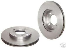 DAIHATSU SPORTRAK FOURTRAK FRONT SOLID 277M BRAKE DISCS