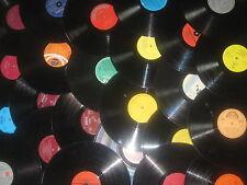 120 Vinylschallplatten zur Dekoration