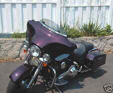 "4"" SMOKE Harley Davidson Windshield for 86 - 95 Dresser  FLH TOURING   FLHX"