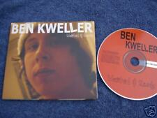 CD MAXI nouveau Ben Kweller wasted & ready rare uk Limited Edition