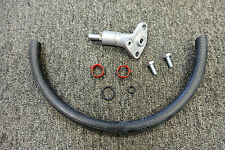 Mopar Power Steering Gear Return Hose Fitting w/ O-rings & Hardware.