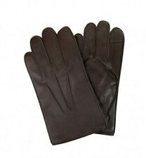 Polo Ralph Lauren Nappa Leather Touch Screen Gloves Brown Large (L) RRP £99