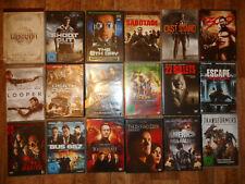 154 DVD Filme - DVD-Sammlung - alles nur Top-Filme - 1x gesehen, gemischt - K2