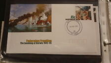 2001 AUSTRALIAN MILITARY BOMBING OF DARWIN FIRST DAY COVER, DARWIN GPO FDI 24