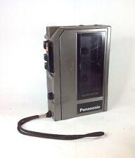 PANASONIC WALKMAN RQ-342 CASSETTE RECORDER VINTAGE