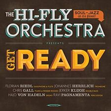 Get Ready ~ The Hi-Fly Orchestra - CD - NEUF