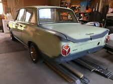 Ford Cortina Mk1 2door Deluxe Early flat rear panel car Lotus Gt NOW SOLD