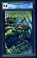 Teenage Mutant Ninja Turtles #98 CGC 9.8 Frankies Comics Edition Dell'Otto Cover