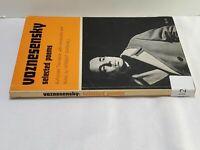 Voznesensky Selected Poems 1966 1st Ed Paperback Russian Poetry USSR Soviet Poet