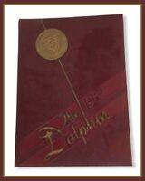 University Of Pennsylvania Womens Studies - 1952 Dolphin Yearbook - RARE