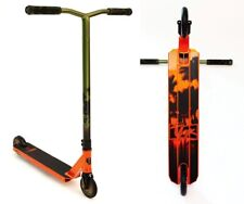 Lucky TFox Sig Complete Pro Kick Scooter Sunset Edition NEW