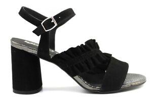 Igi et Co 3187600 Noir Chaussure Confortable Sandales Hauts Talons Femme