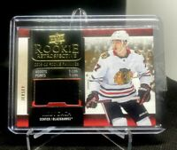 2020-21 UD Series 1 Rookie Retrospective KIRBY DACH Jersey RR-15 Blackhawks RC
