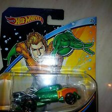 Hot Wheels DC Comics Aquaman Dkj66 DMM14