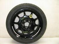 "99-03 Mercedes W208 CLK430 Spare Wheel Rim With TIRE 17"" 225/45R17 OEM 013019"