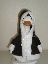 """Goose geese 11"""" Teen clothes Winter Cape outfit #372 Sale Price Reduced"""