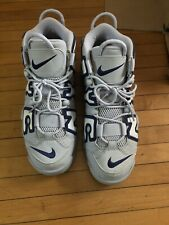 Uptempo Scottie Pippen NYCs Pre Owned 9.5