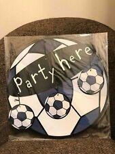 Football Birthday Party Door Banner