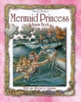 Shirley Barber's Mermaid Princess Jigsaw Book By Shirley Barber