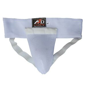 ARD Male Groin Protector Inside Groin Guard Cup for Kick Boxing, Boxing, Karate