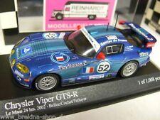 1/43 Minichamps Chrysler Viper GTS-R Le Mans 24 hrs #52 400021452