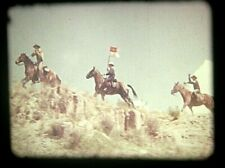 GLORY GUYS (1965) 16mm western Written by Sam Peckinpah.