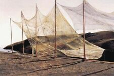 Andrew Wyeth Limited Edition Print Giclee Size 21 x 31 in  |  53 x 79 cm