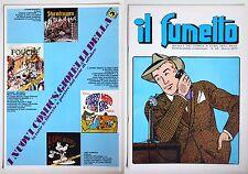 IL FUMETTO N 25 - 1977 - COLLANA EROICA - UN UOMO UN'AVVENTURA FANZINE - GALEP