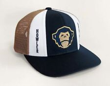 Howler Brothers VICTORY STRIPES Snapback Hat ~ White/Navy NEW ~ Closeout