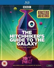 HITCHHIKER'S GUIDE TO THE GALAXY 1981 - 2018 RESTORED SPECIAL Edit. RgB BLU-RAY
