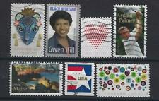 US 2020 USED COMMEMORATIVES OFF PAPER SOUND