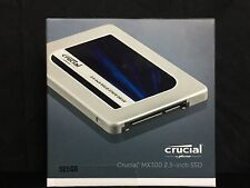 "*NEW SEALED* Crucial MX300 525GB SSD SATA 2.5"" Internal SSD 6Gbps CT525MX300SSD1"