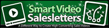 How To Build a Super High Converting Video Sales Letter- Videos on 1 CD
