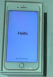 Apple iPhone 7 Plus - 128GB - Gold (Unlocked) A1784 (GSM) (AU Stock)